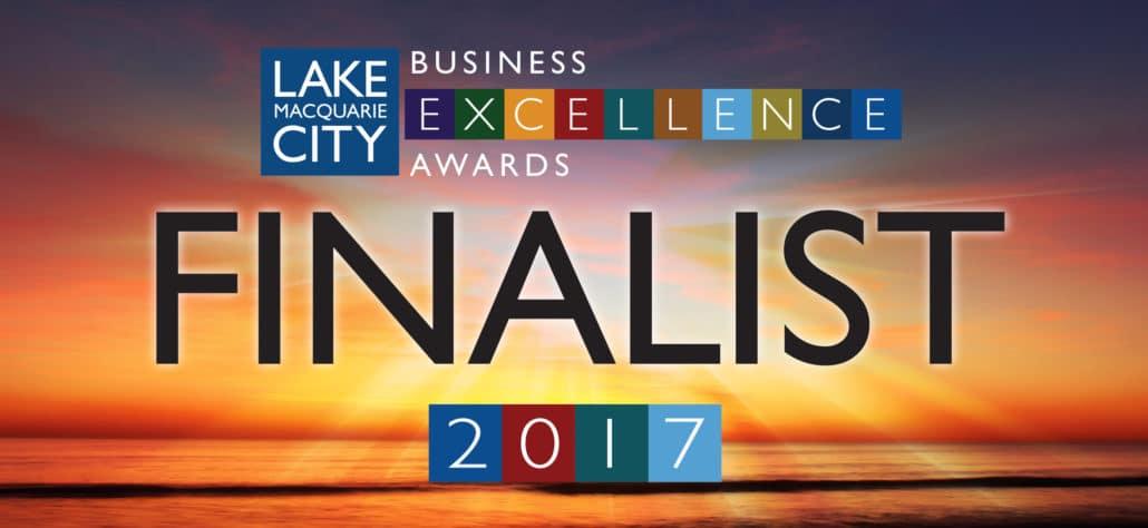 Lake Macquarie Awards Finalist Banner