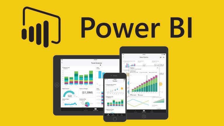 Power BI - Your whole company on a dashboard: Microsoft Power BI