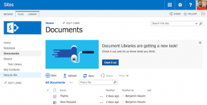 What is SharePoint in 365? »