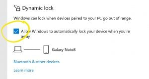 Your PC can automatically lock when you walk away, here's how »
